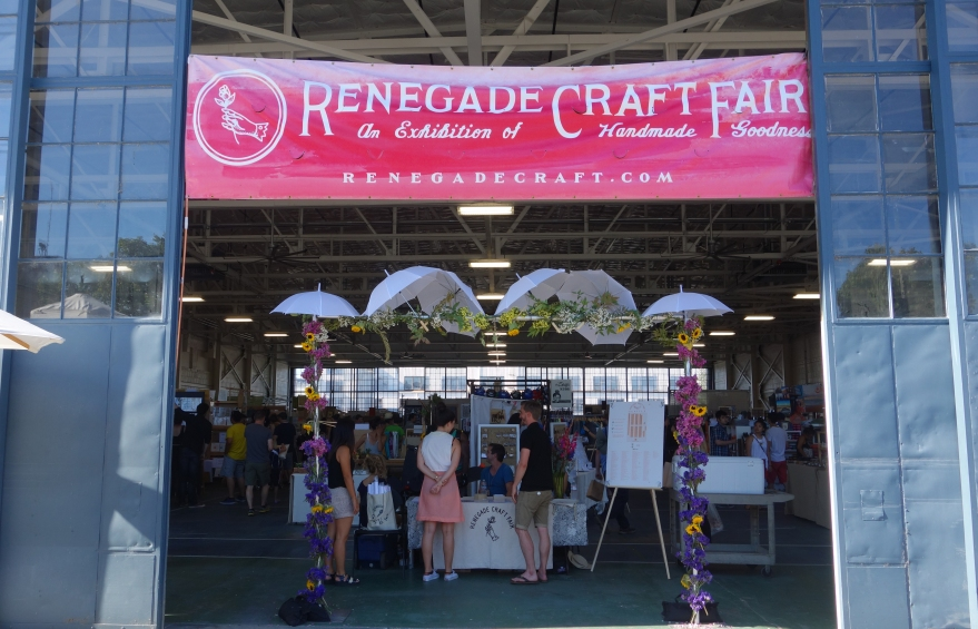 Welcome to Renegade Craft Fair Seattle