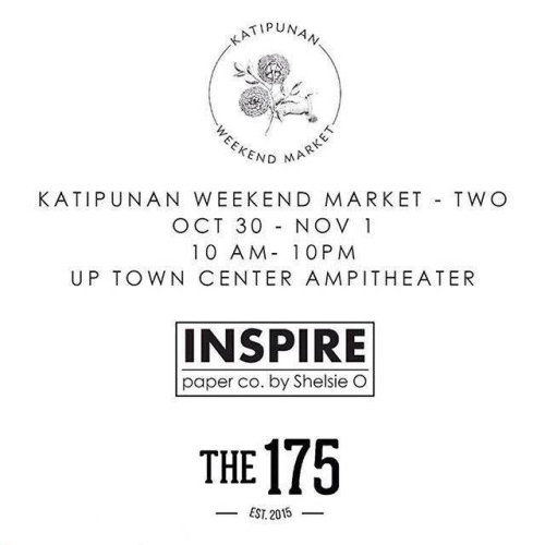 Inspire Paper Co. x The 175 Apparel