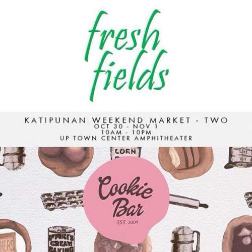 Fresh Fields x Cookie Bar Manila