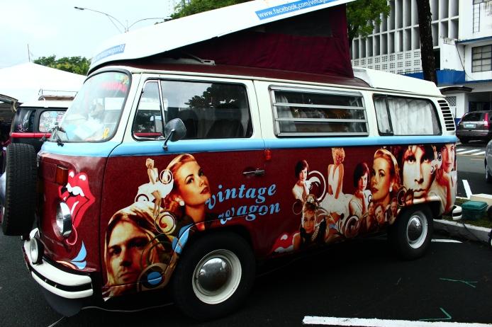 Vintage Wagon