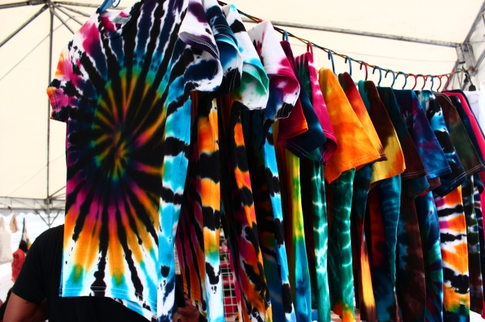 WickEd Tie Dyes