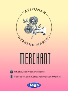 Katipunan Weekend Market Two - Merchant Pass