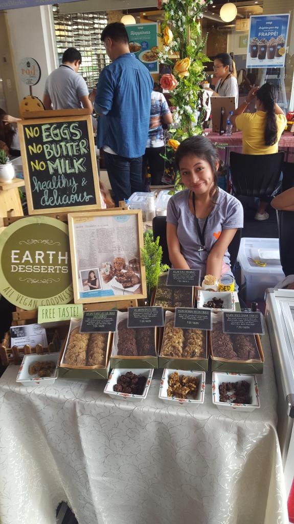 Earth Desserts