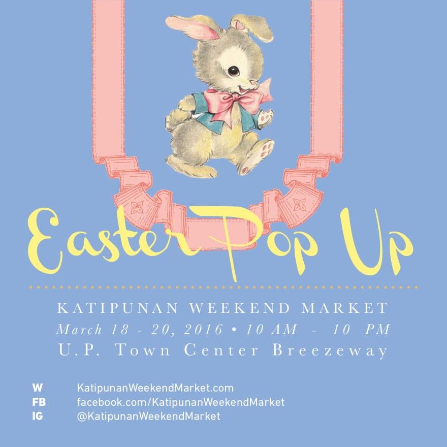 KWM Easter Pop Up