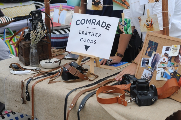 Comrade Leather Goods