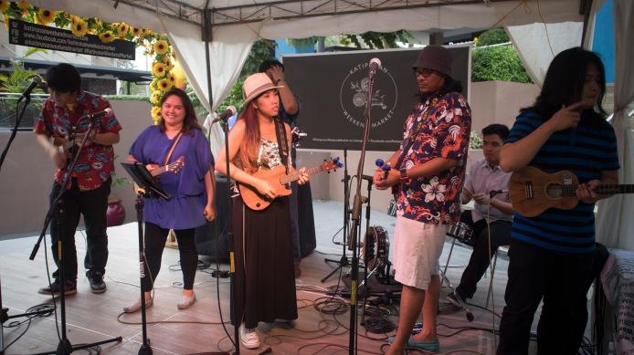 The Ukulele Philippines Ensemble